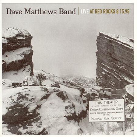 08/15/95 Red Rocks Amphitheatre, Morrison, CO