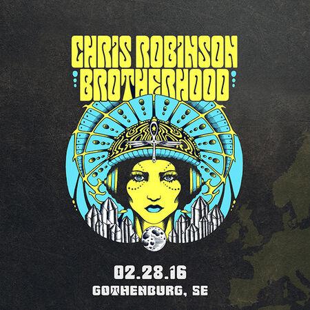 02/28/16 CRB Ravens Reels, Gothenburg, SE