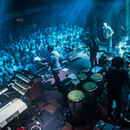 03/06/14 Neptune Theatre, Seattle, WA