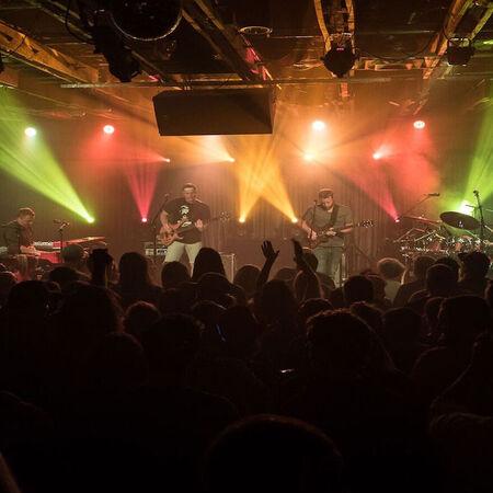 12/30/17 Crescent Ballroom, Phoenix, AZ