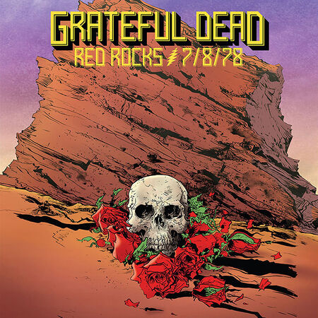 07/08/78 Red Rocks Amphitheatre, Morrison, CO