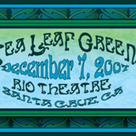 12/07/07 Rio Theatre, Santa Cruz, CA