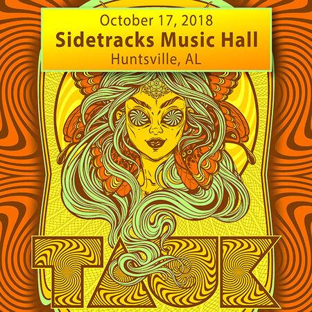 10/17/18 Sidetracks Music Hall, Huntsville, AL