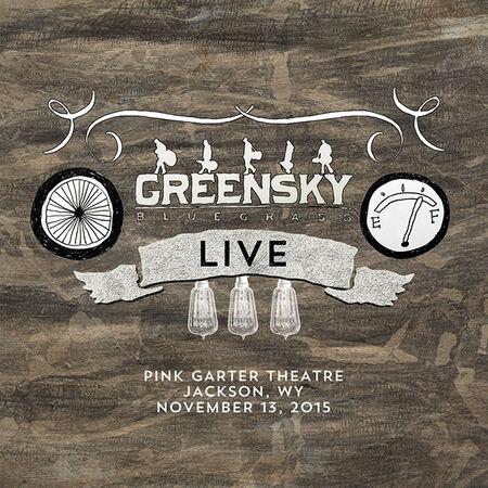 11/13/15 Pink Garter Theatre, Jackson, WY