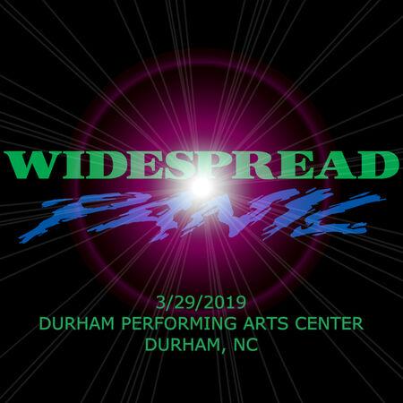 Widespread Panic Durham 2019