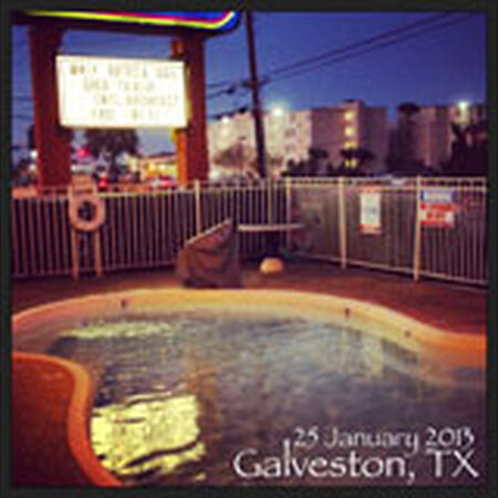 01/25/13 The Old Quarter Acoustic Cafe, Galveston, TX