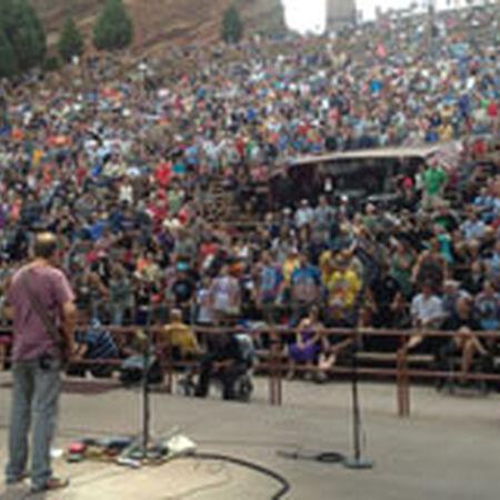 07/04/13 Red Rocks Amphitheatre, Morrison, CO