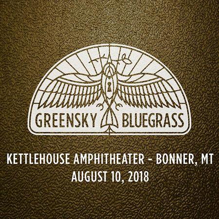 08/10/18 Kettlehouse Amphitheater, Bonner, MT