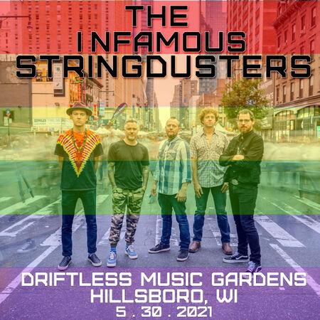 05/30/21 Driftless Music Gardens, Hillsboro, WI