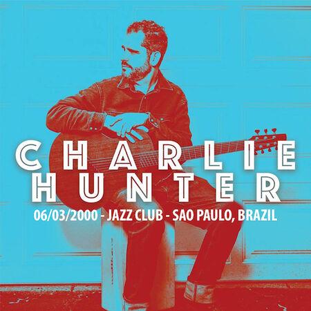 06/03/00 Jazz Club, Sao Paulo, BR