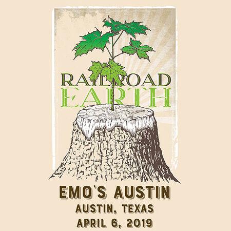 04/06/19 EMO's, Austin, TX