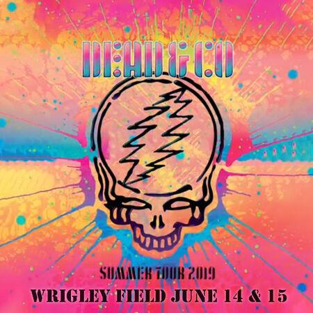 06/14/19 Wrigley Field, Chicago,  IL