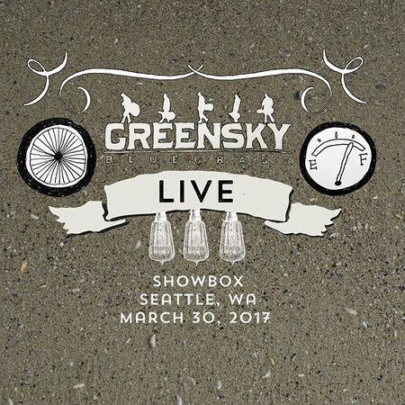 03/30/17 The Showbox, Seattle, WA