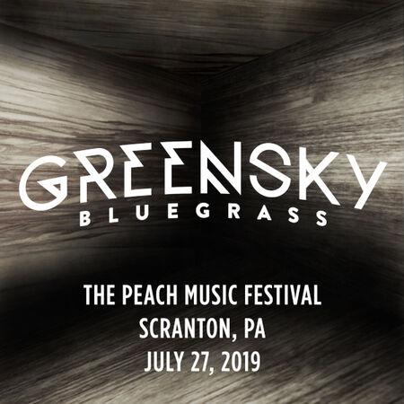 07/27/19 The Peach Music Festival, Scranton, PA