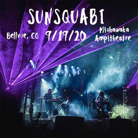 09/19/20 Mishawaka Amphitheater, Bellvue, CO
