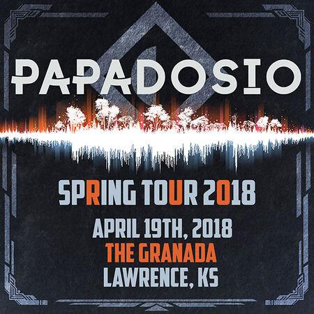 04/19/18 The Granada, Lawrence, KS