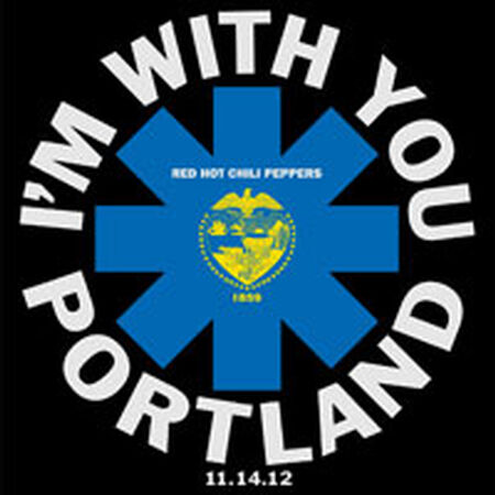 11/14/12 Rose Garden, Portland, OR