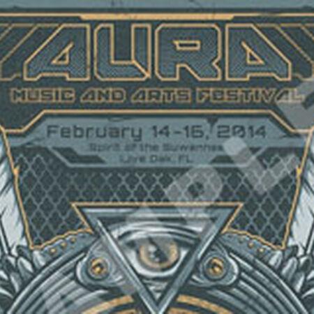 02/16/14 Aura Festival, Live Oak, FL