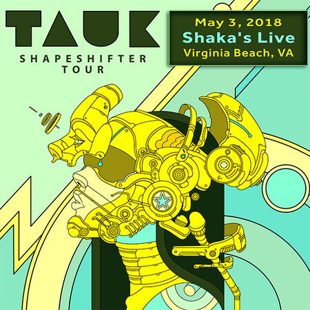 05/03/18 Shaka's Live, Virginia Beach, VA
