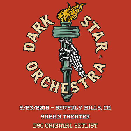 02/23/18 Saban theater, Beverly Hills, CA