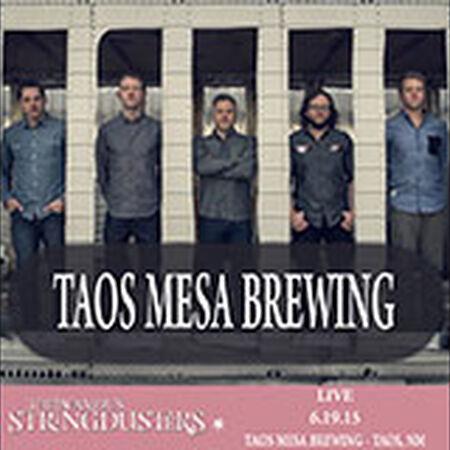 06/19/15 Taos Mesa Brewing, Taos, NM