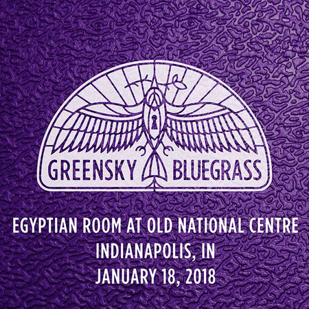 01/18/18 Egyptian Room, Indianapolis, IN
