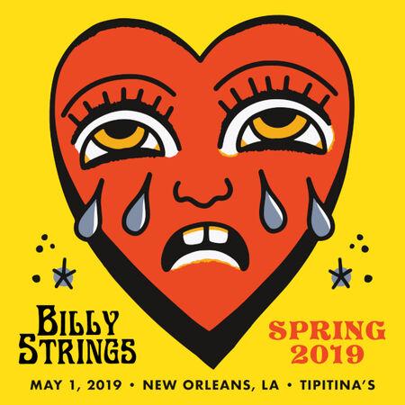 05/01/19 Tipitina's, New Orleans, LA