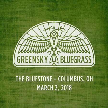 03/02/18 The Bluestone, Columbus, OH