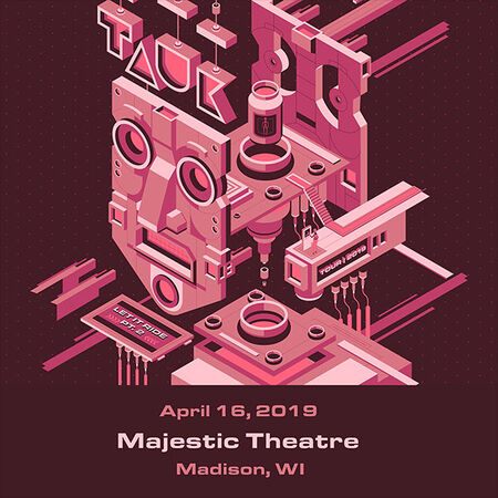 04/16/19 Majestic Theater, Madison, WI