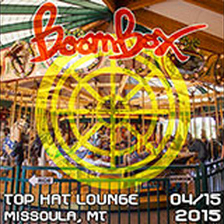 04/15/15 Top Hat Lounge, Missoula, MT