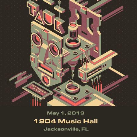 05/01/19 1904 Music Hall, Jacksonville, FL