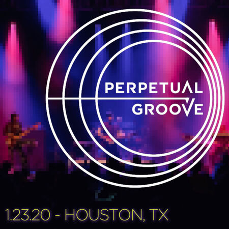 01/23/20 Last Concert Cafe, Houston, TX