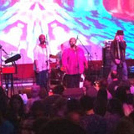 01/28/12 Arcata Theater, Arcata, CA