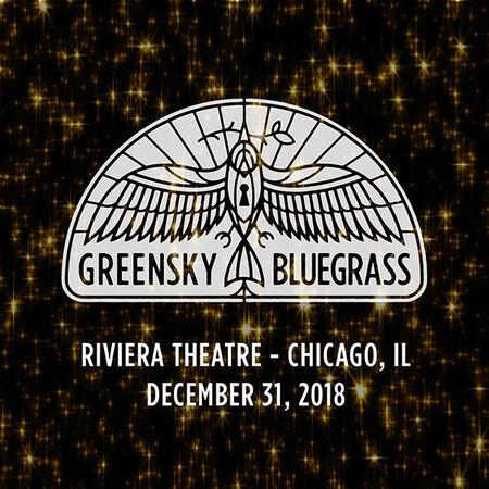 12/31/18 Riviera Theatre, Chicago, IL