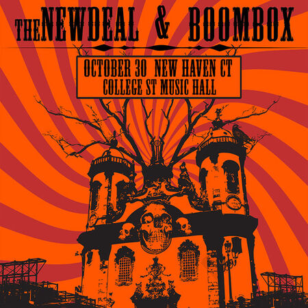 10/30/15 College Street Music Hall, New Haven, CT