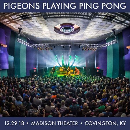 12/29/18 Madison Theater, Covington, KY