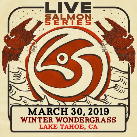 03/30/19 WinterWonderGrass Festival Late Night, Lake Tahoe, CA