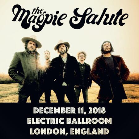 12/11/18 Electric Ballroom, London, UK