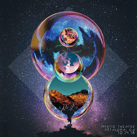 10/14/18 Mystic Theatre, Petaluma, CA
