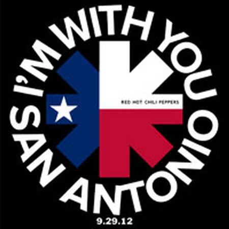 09/29/12 ATT Center, San Antonio, TX