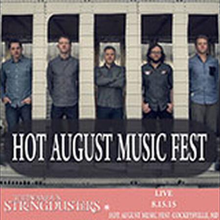 08/15/15 Hot August Music Festival, Cockeysville, MD
