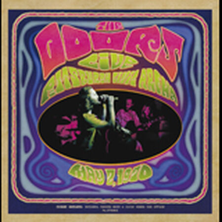 05/02/70 Live In Pittsburgh 1970: Pittsburgh Civic Arena, Pittsburgh, PA