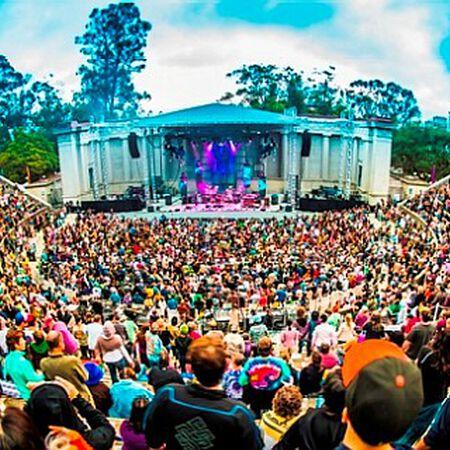 07/14/12 Greek Theatre, Berkeley, CA
