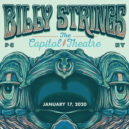01/17/20 The Capitol Theater, Port Chester, NY