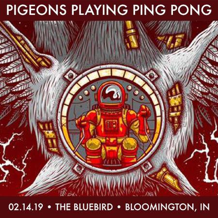 02/14/19 The Bluebird, Bloomington, IN
