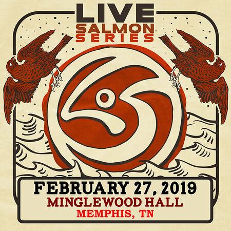 02/27/19 Minglewood Hall, Memphis, TN