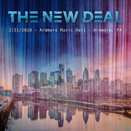02/21/20 Ardmore Music Hall, Ardmore, PA