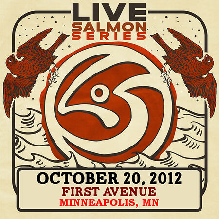 10/20/12 First Avenue, Minneapolis, MN