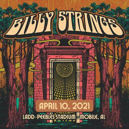 04/10/21 Ladd-Peebles Stadium, Mobile, AL
