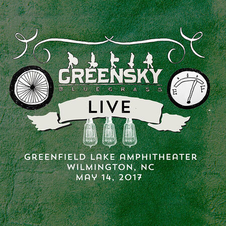 05/14/17 Greenfield Lake Amphitheater, Wilmington, NC